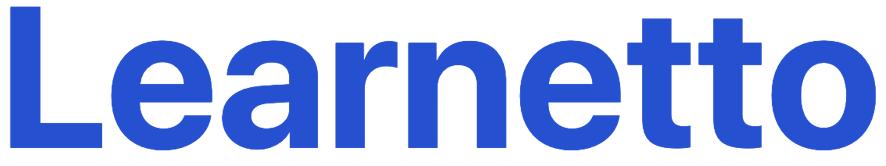 Learnetto logo