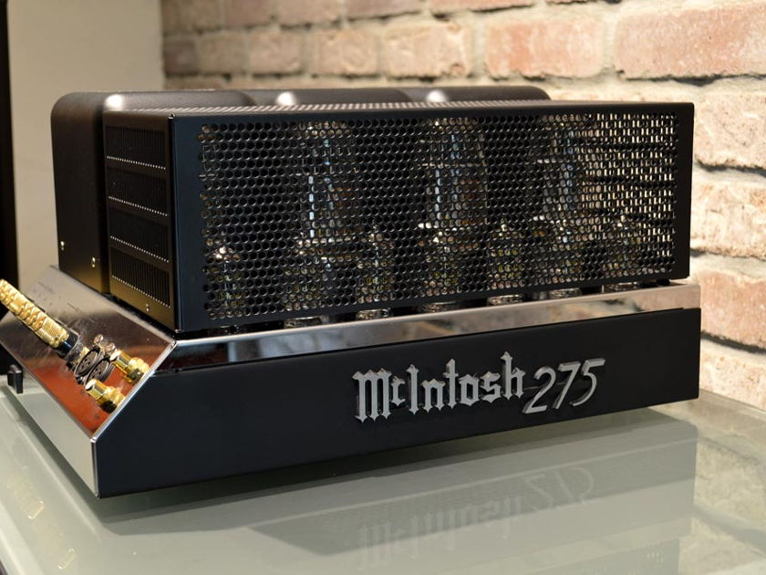 McIntosh MC275 mkV - An Example of Timeless Audio Engineering