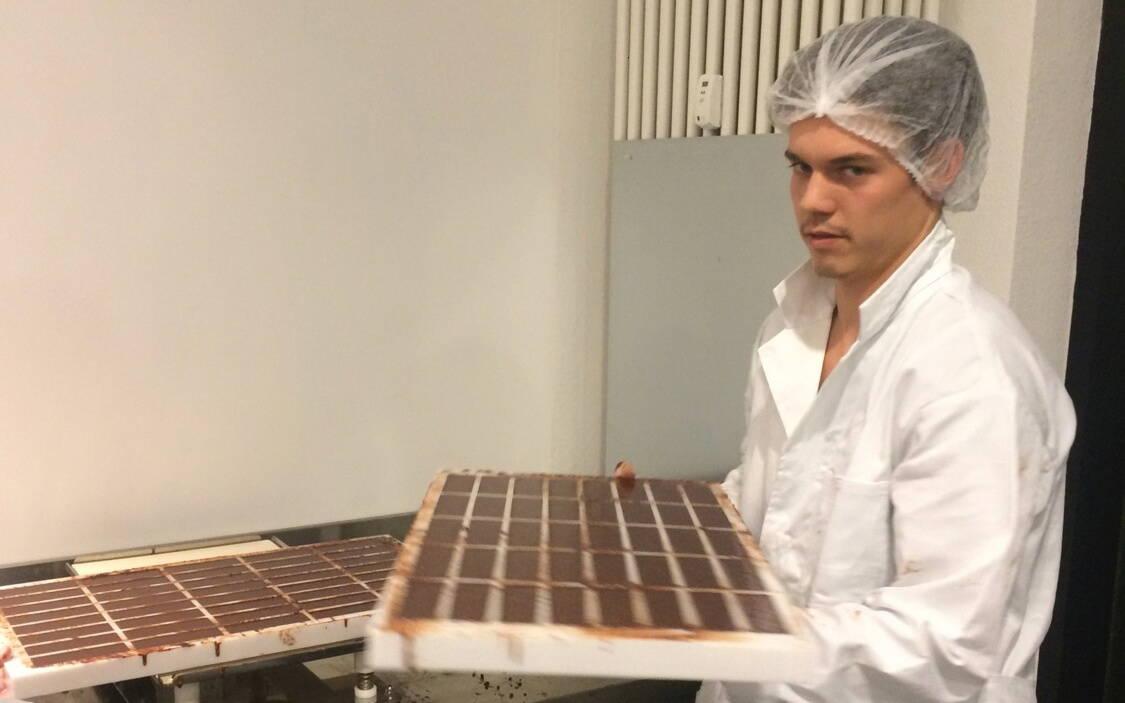 the nu company mini chocolate factory in 2016