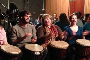 Private African Drumming Workshop for 2