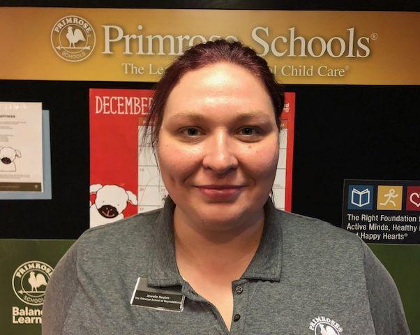 Ms. Jewelie Heston , Infant Teacher