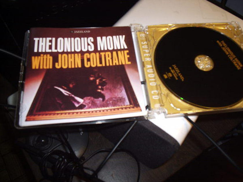 Thelonius monk - with John Coltrane