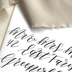 Eden & Ev Calligraphy