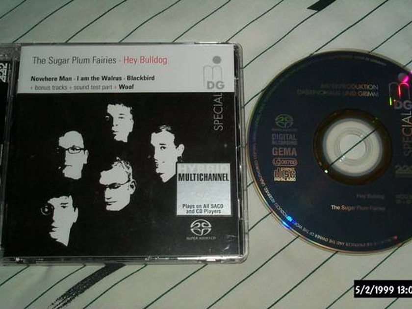 Sugar Plum Faires - Hey Bulldog beatles sacd hybrid