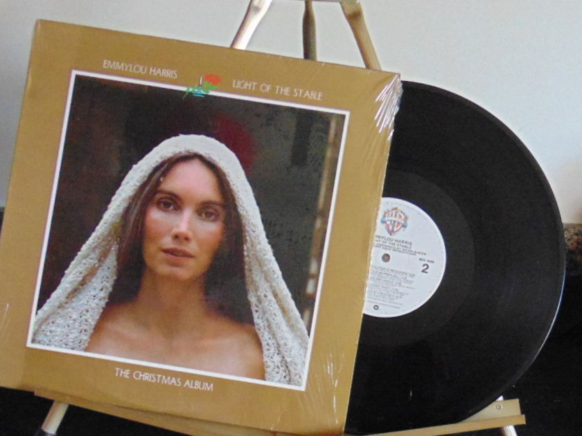 EmmyLou Harris - Light Of The Stable Near Mint.