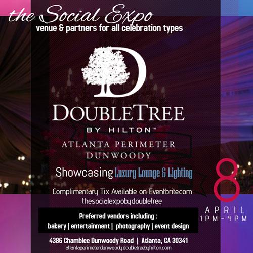 the Social Expo by DoubleTree Atlanta Perimeter Dunwoody