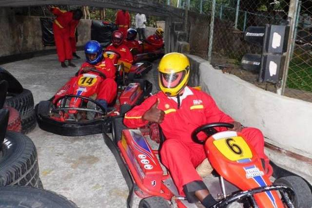 Go-Carting Experience in Nairobi