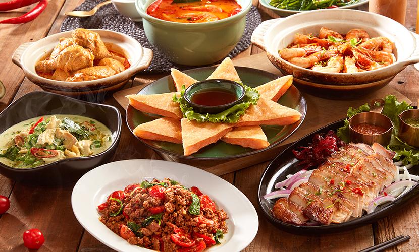 用美食探索泰式都會的感官饗宴
