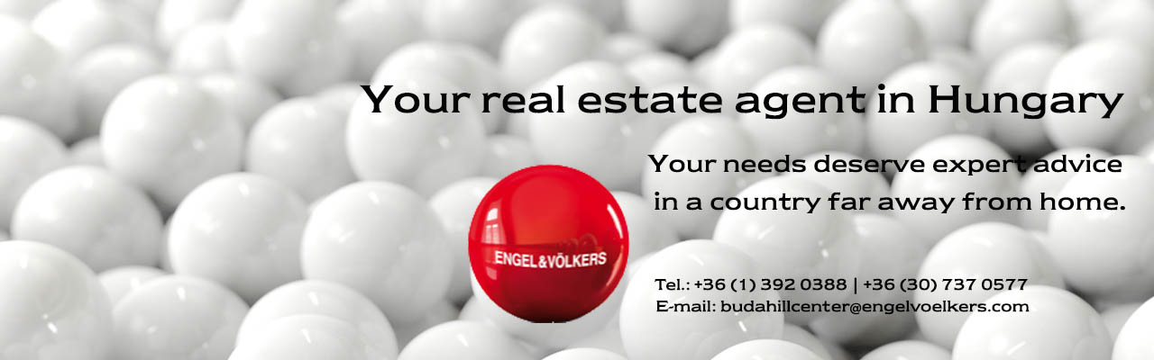 Real estate in Budapest - Your real estate agent in Hungary