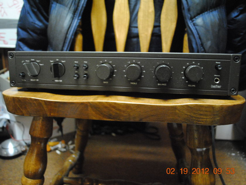 Hafler DH-110 preamp for parts or repair