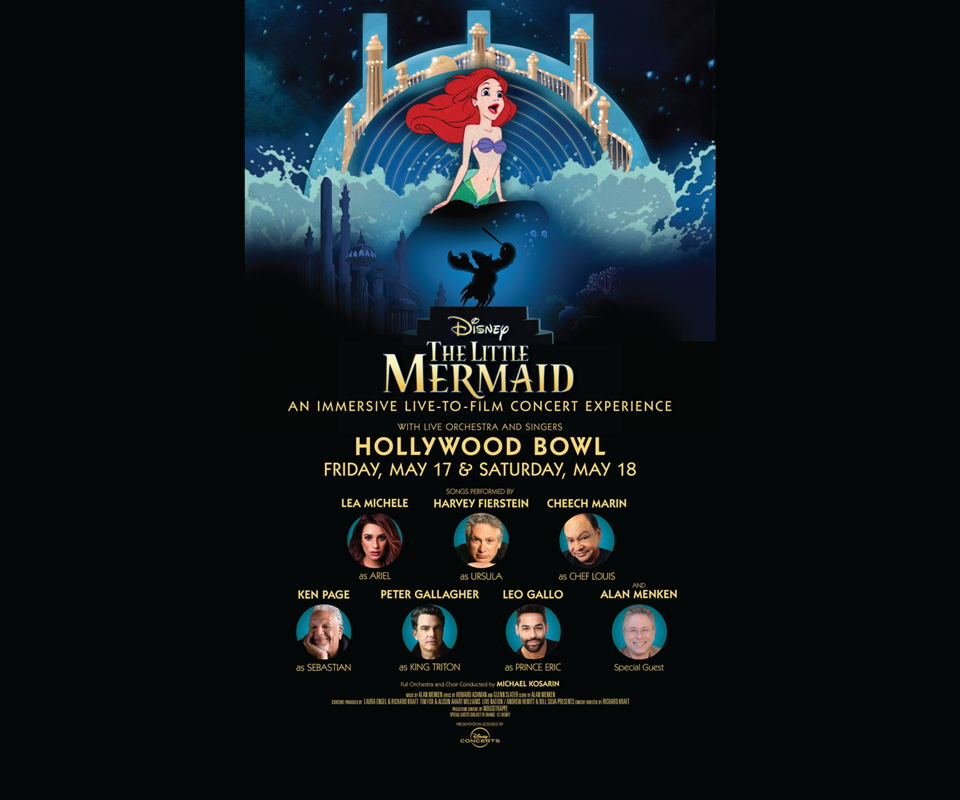 The Little Mermaid Live To