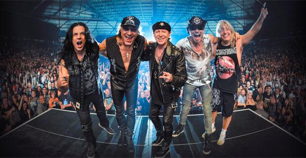 31 августа и 1 сентября на радио Такси FM Weekend группы Scorpions - Новости радио OnAir.ru