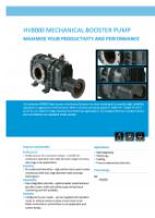 Product information HV8000