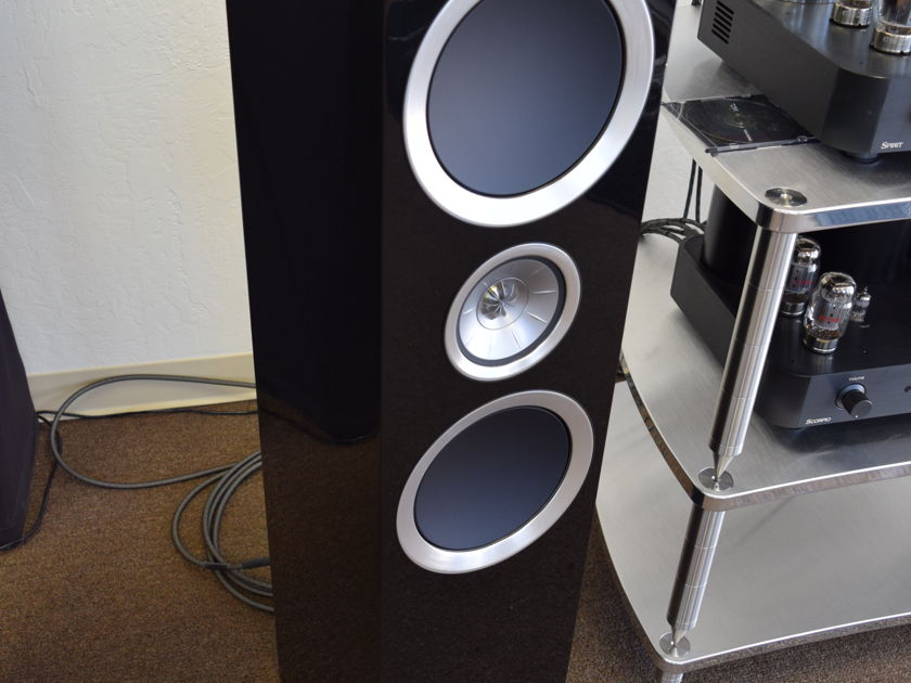 KEF R-900 FLOOR STANDING MOVE EM OUT - NEW!