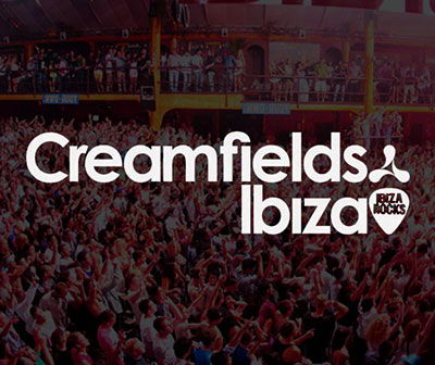 Festival Creamfields Ibiza 2020 tickets Ibiza rocks