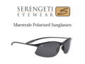 Serengeti Maestrale Polarized Sunglasses