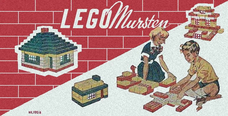LEGO History Facts