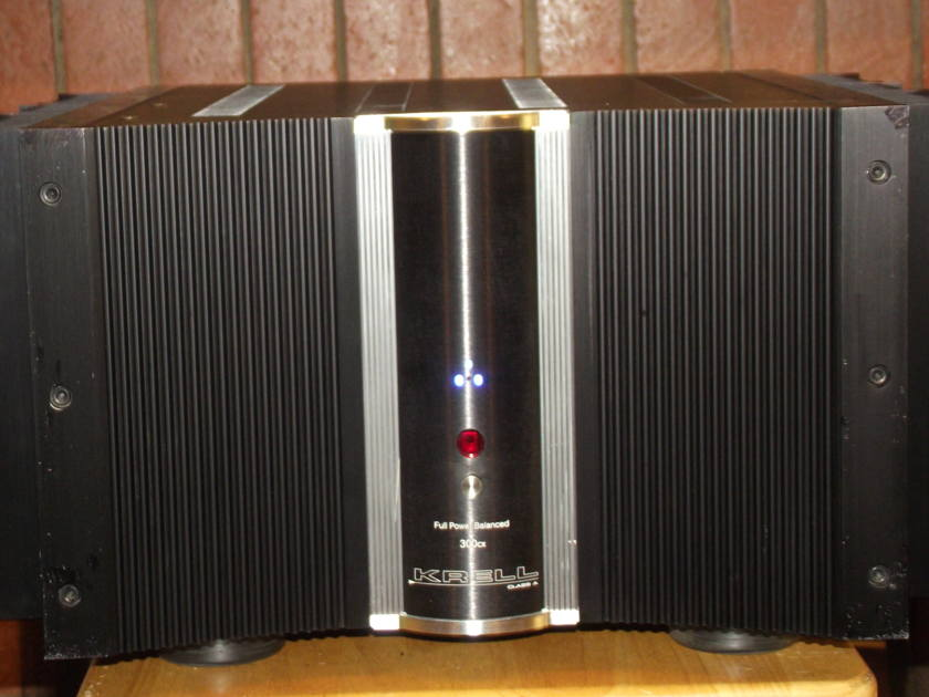 Krell FPB-300cx 2 Channel Power Amp