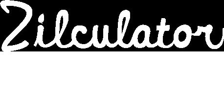 Zilculator: Help Center