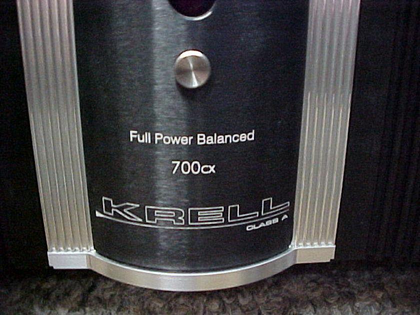 Krell FPB 700CX Power Amplifier