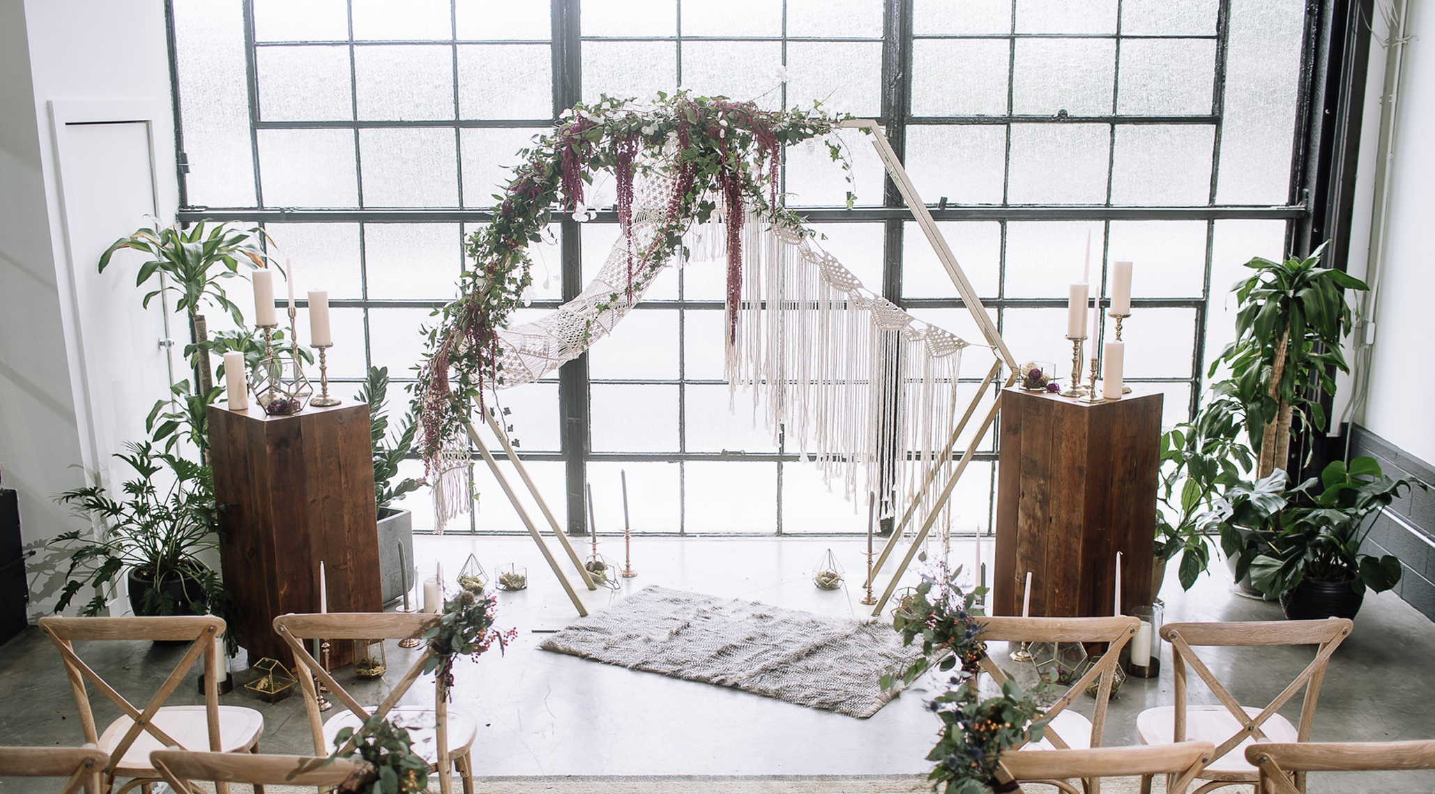 Inspiration Guide: Ceremony Arbors