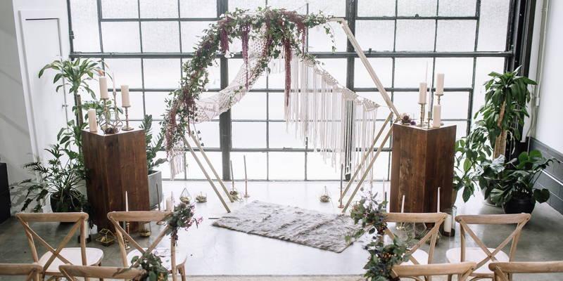 Inspiration Guide: Ceremony Arbors