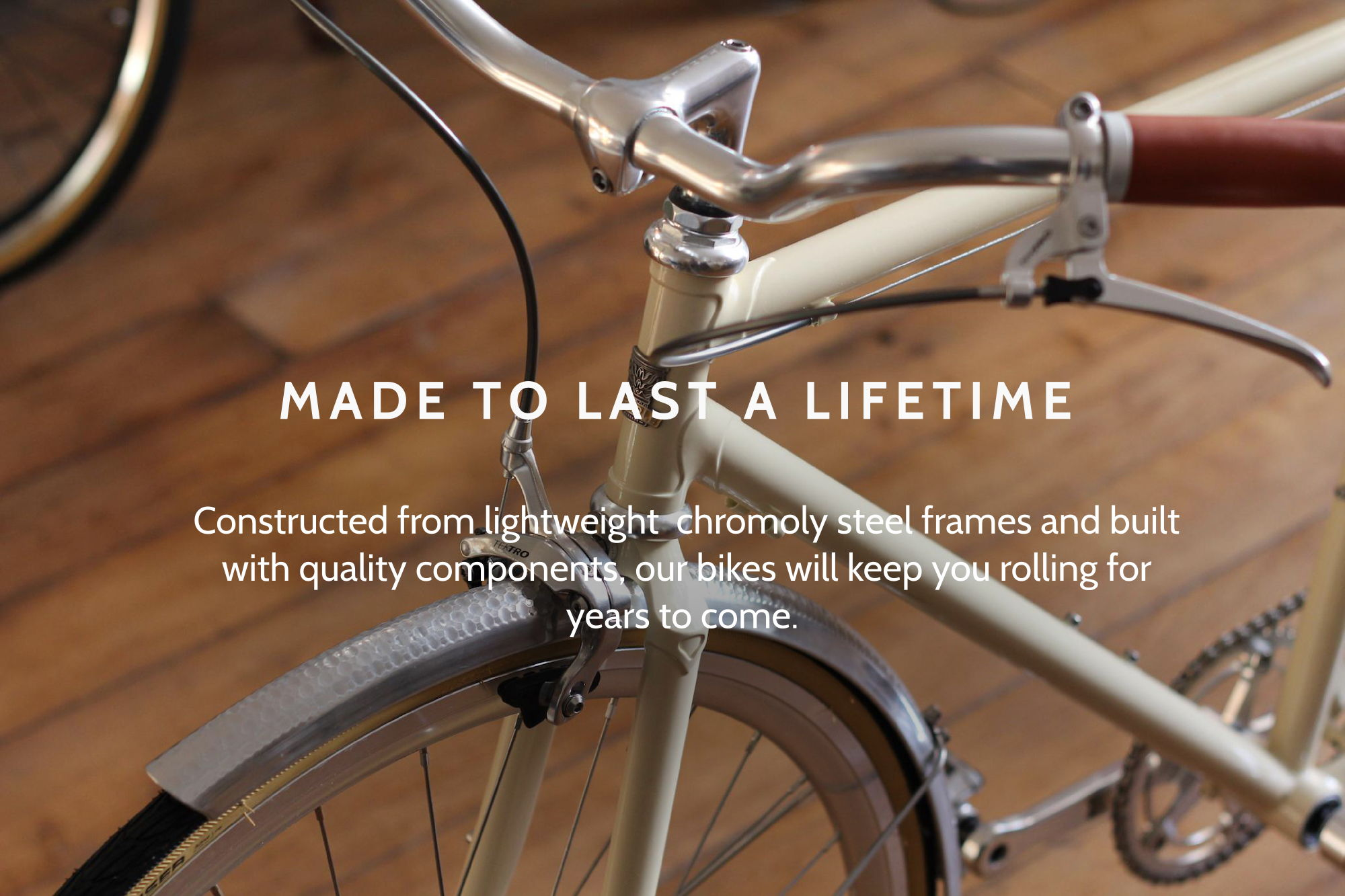 Temple Cycles Lightweight Classic Bikes Built In Bristol