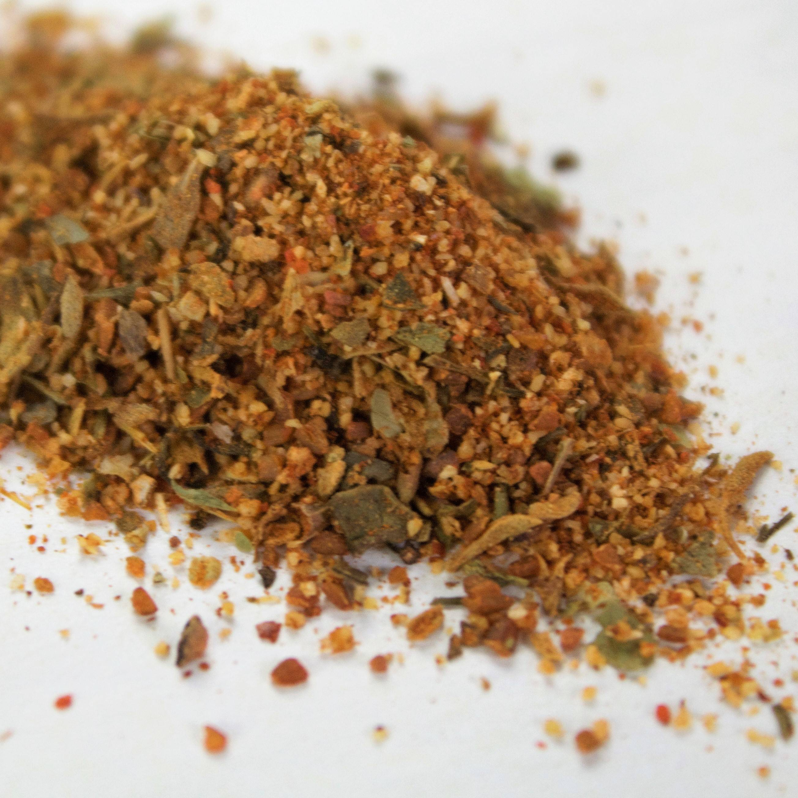 Organic Spicy All-Purpose Spice Blend