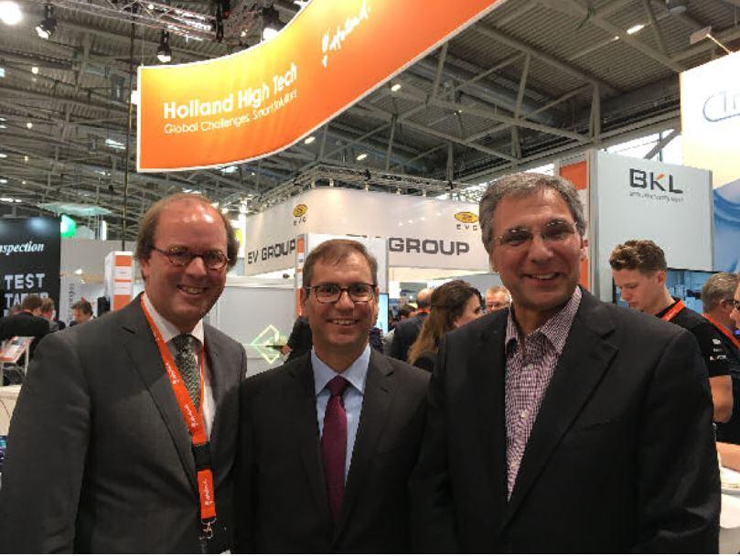 Hoe Oost-Nederlandse bedrijven terugkijken op de Semicon in München