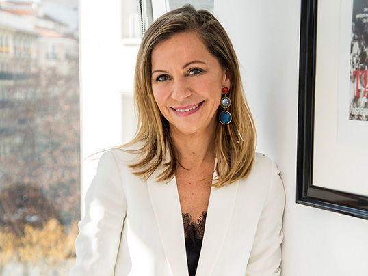 Barcelona - Paloma Pérez is the Chief Operating Officer of Engel & Völkers AG, with effect from 1 November 2019 (Image source: Engel & Völkers AG)