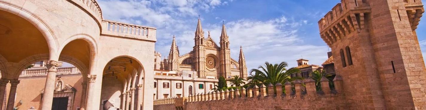 Обзорная экскурсия по столице острова Пальме де Майорка