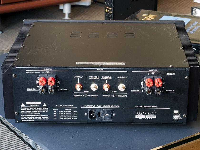 Legacy (CODA)  4/3/2 Multi-Channel Power Amplifier