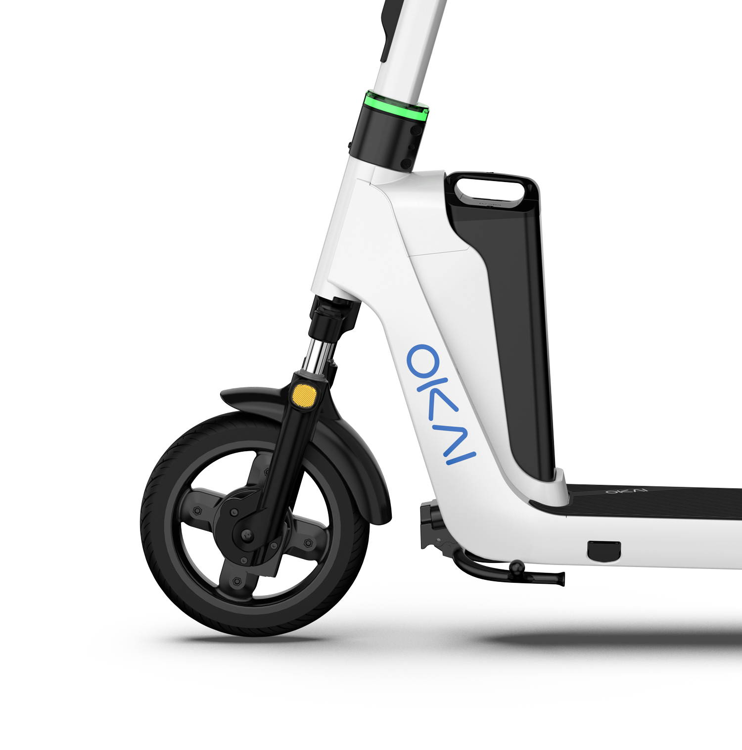 Okai-es200-electric-scooter-above-top-full