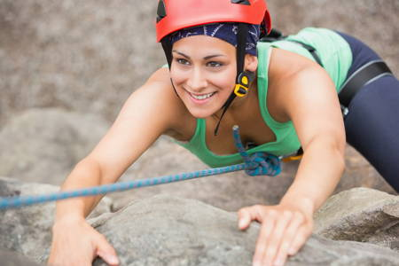 Outdoor Rock Climbing Taster Day Peak District