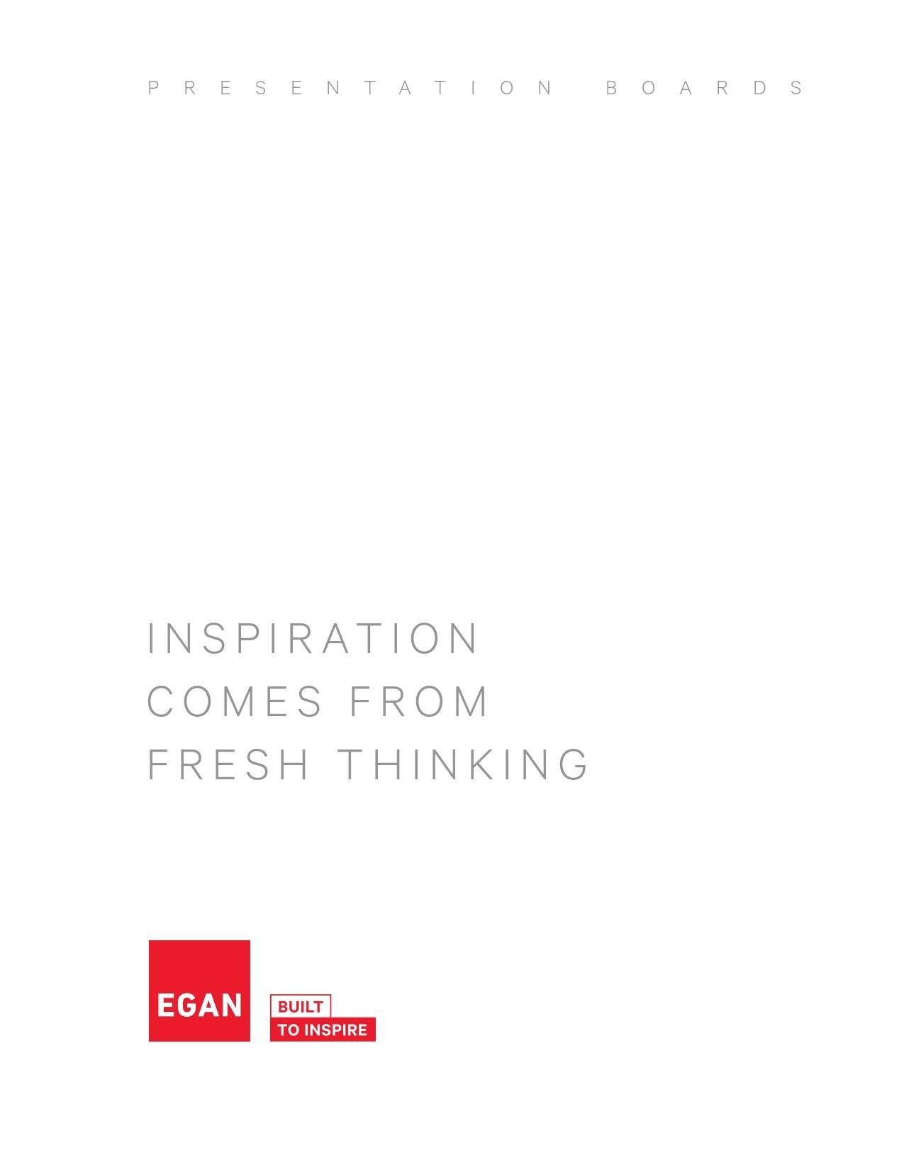 Egan Visual Presentation Whiteboard Solutions