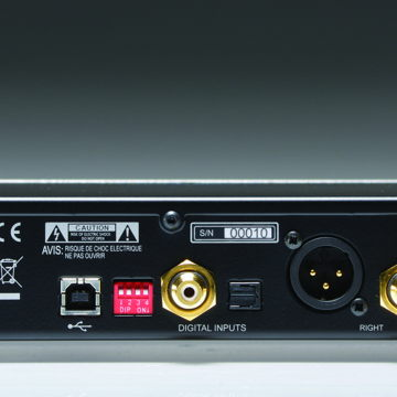 Callia USB Audiophile DAC and Pre-amplifier