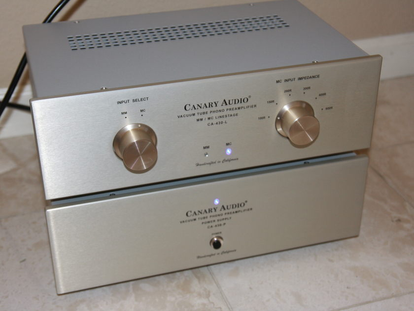 Canary Audio CA-430 Phono Preamp