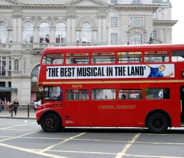 Обзорная автобусная экскурсия по Лондону с русскоязычным гидом