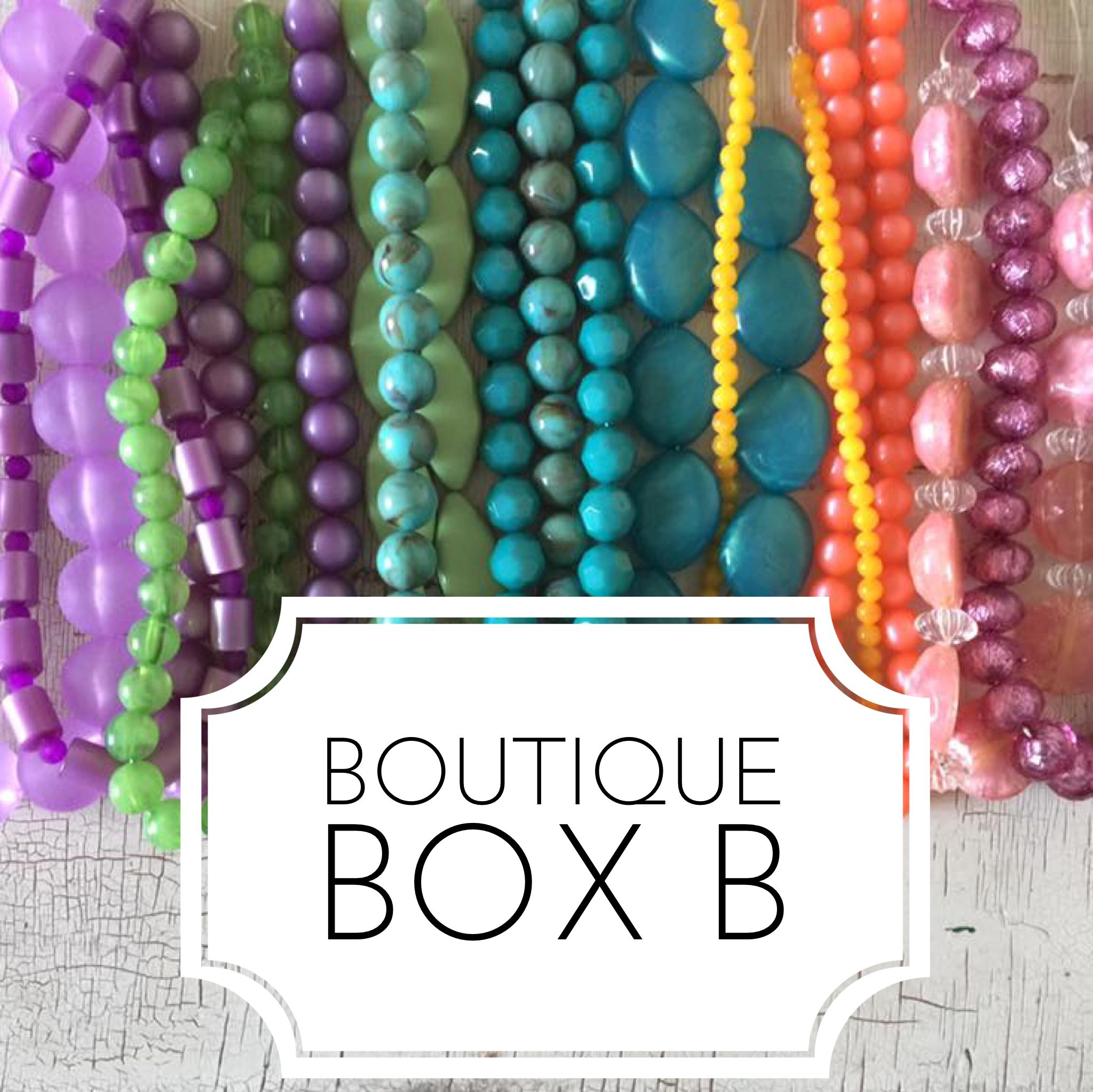 Leetie Boutique Box B