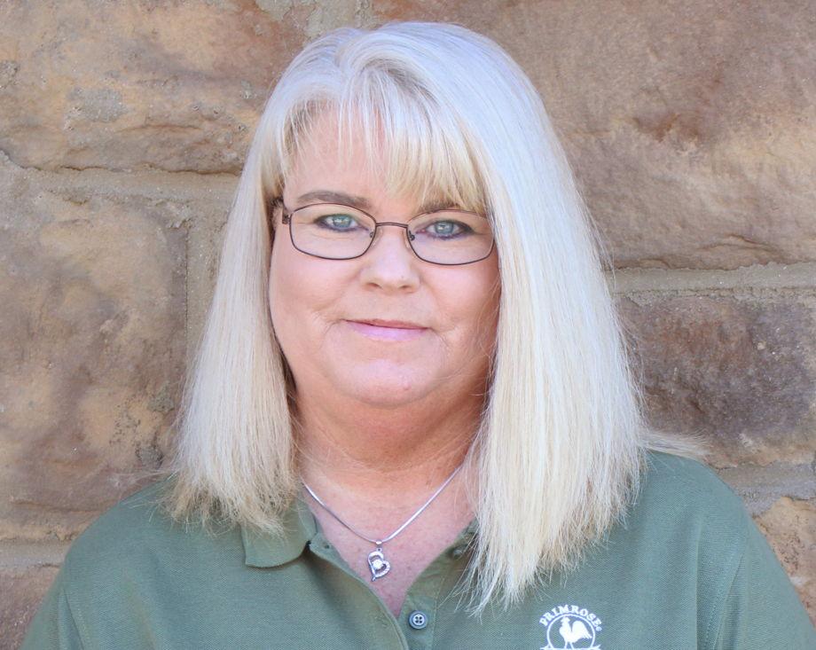 Tina Parks , Young Infant Teacher