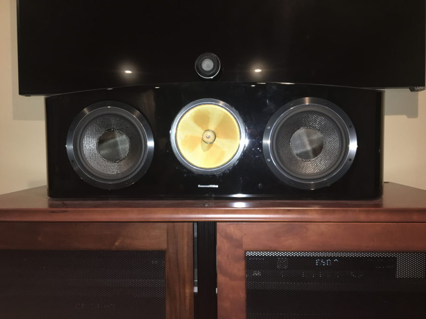 Bowers & Wilkins HTM2-D2 Top of the line diamond center channel