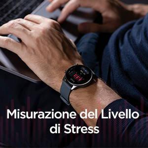 Amazfit GTR 2e - Misurazione del Livello di Stress.