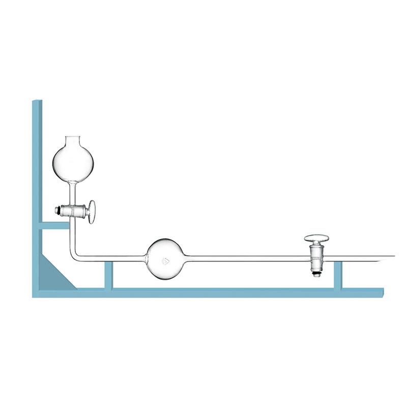 Бюретка специальная для измерения объема газов