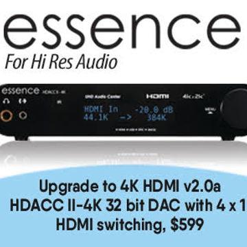 HDACC II-4K HDMI DAC