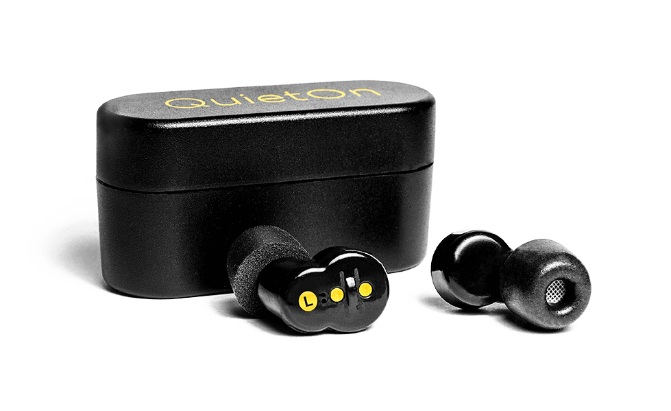 quieton active snore-cancelling earbuds