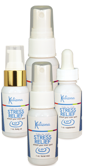 Stress Relief Complete Emotional Care® Kit