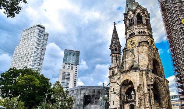 Западный Берлин: места русской эмиграции и всё, что было за стеной