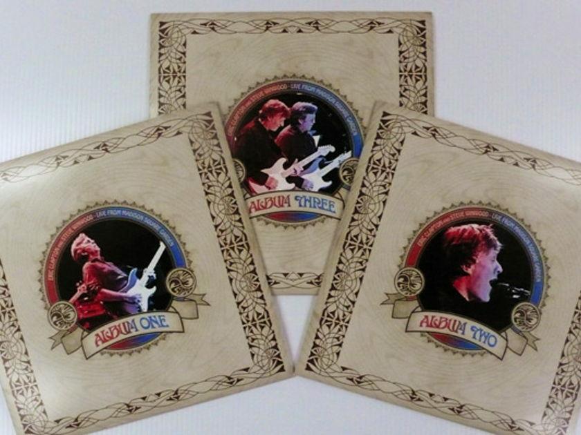 Eric Clapton & Steve Winwood :: -  Live At Madison Square Garden