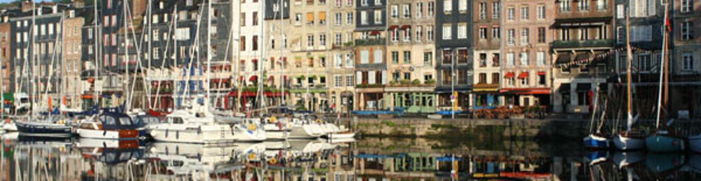 В сторону океана: живописная Нормандия
