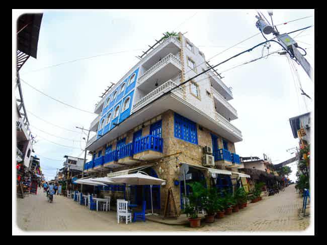 Hotel Rocio Boutique-Montañita